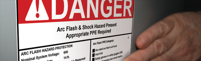 How to read Arc Flash Warning Labels