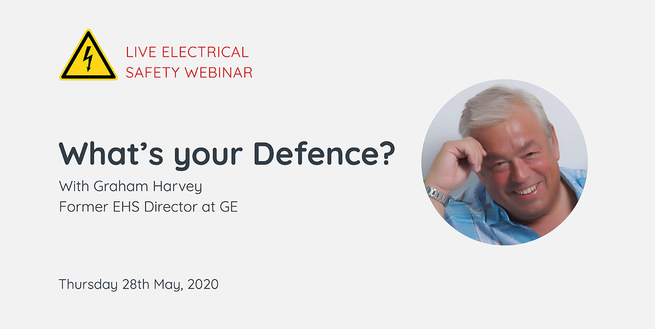 What's your Defence? With Graham Harvey