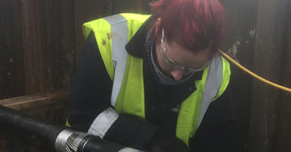 Linsey's Story: Celebrating International Women in Engineering Day 2020