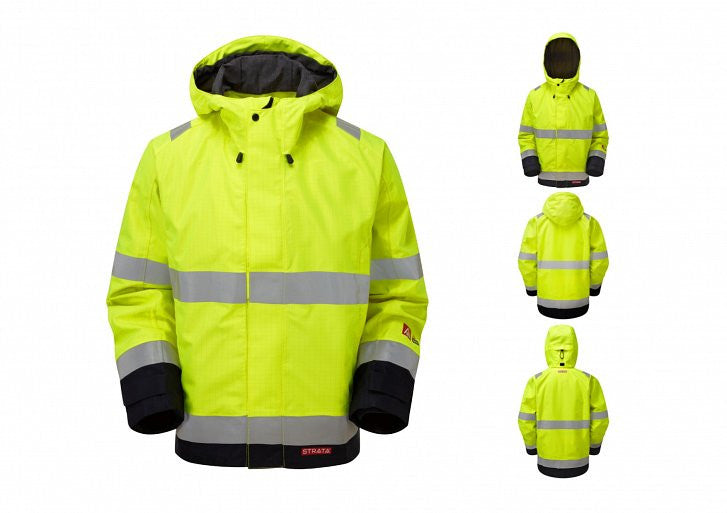 New Arc & Flame Performance Waterproofs