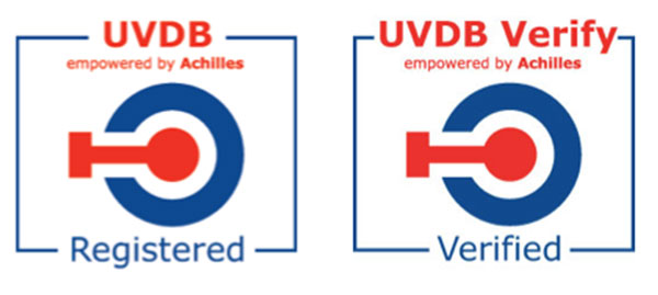 UVDB Registered and Verified