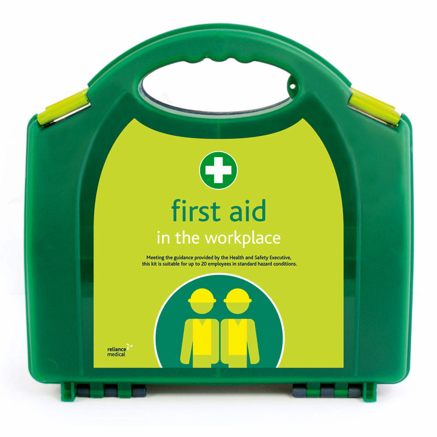 First Aid Kit - 20 Person - skanwear.com