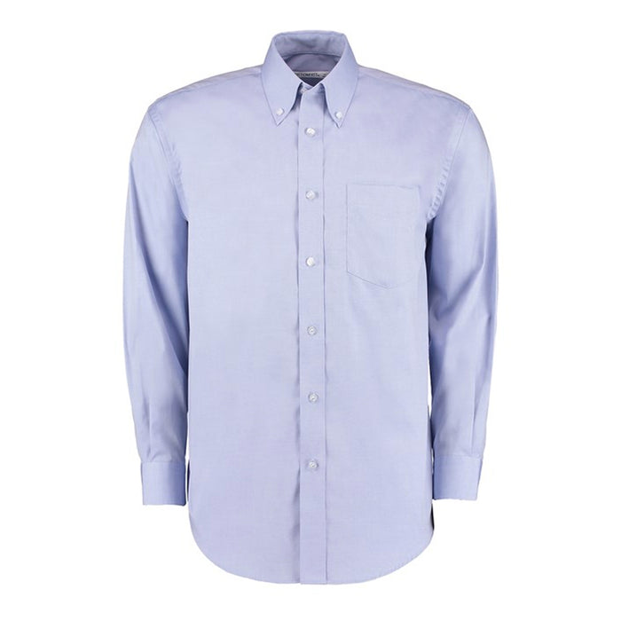 Corporate Oxford Mens Long Sleeve Shirt
