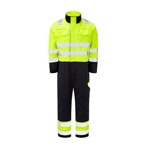 ARC Hi-Viz Lined Overall (CL.2/ARC4)