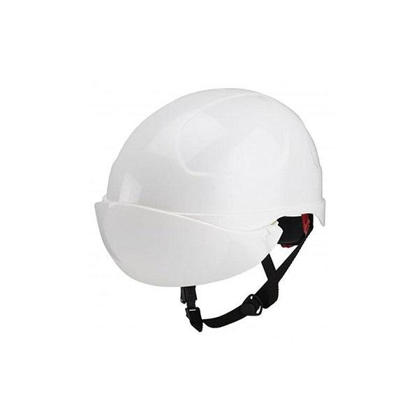 Arc Flash Helmet / Visor (24cal/cm²) (Visor Up)