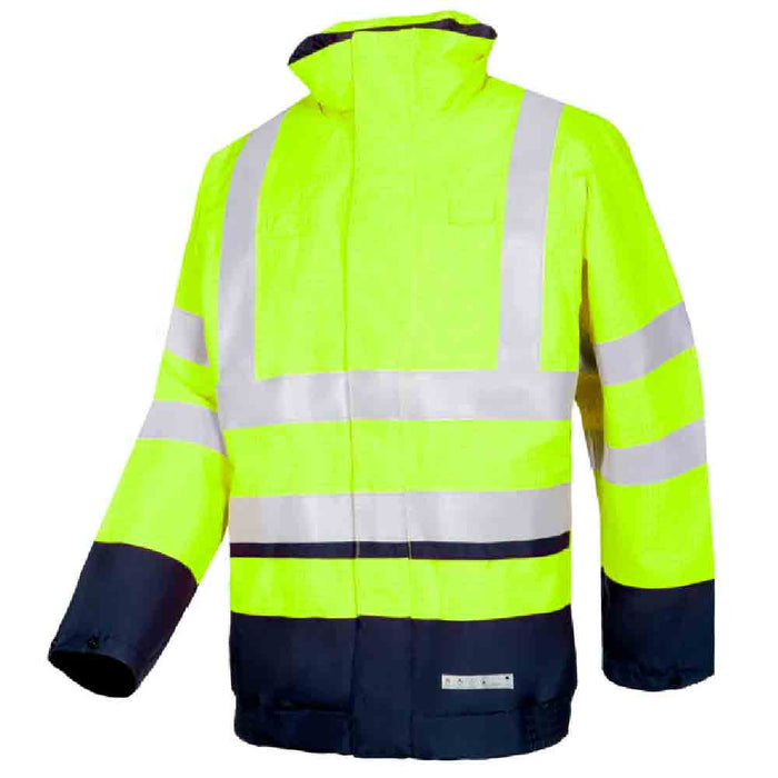 FR/AS Hi-Viz Bomber Jacket - Skanwear®
