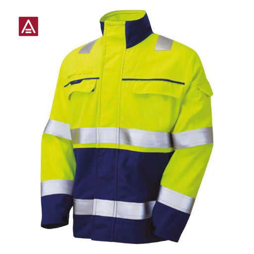 Arc Hi-Vis Jacket (CL.1/ARC2/EBT50 9.9) - Skanwear®