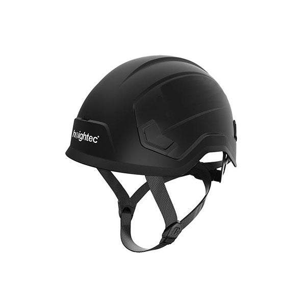 DUON Technical Safety (Unvented) Helmet (Black)