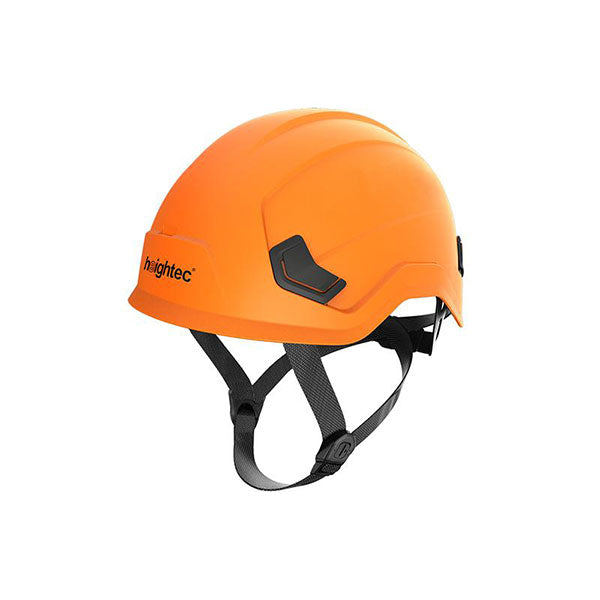 DUON Technical Safety (Unvented) Helmet (Orange)