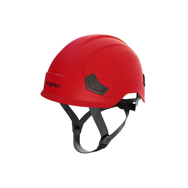 DUON Technical Safety (Unvented) Helmet (Red)