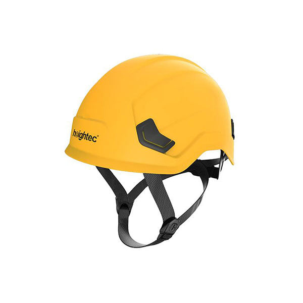 DUON Technical Safety (Unvented) Helmet (Yellow)