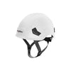 DUON Technical Safety (Unvented) Helmet (White)