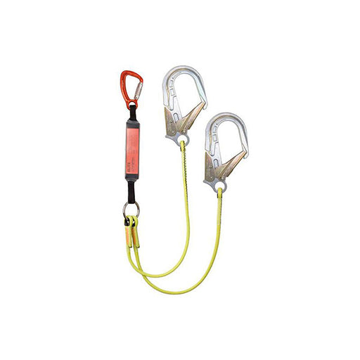 ELITE Twin Lanyard, Triple Action Karabiner - Skanwear®