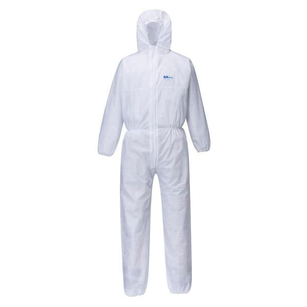 Type 5/6 SMS FR/AS Disposable Overall - Skanwear®