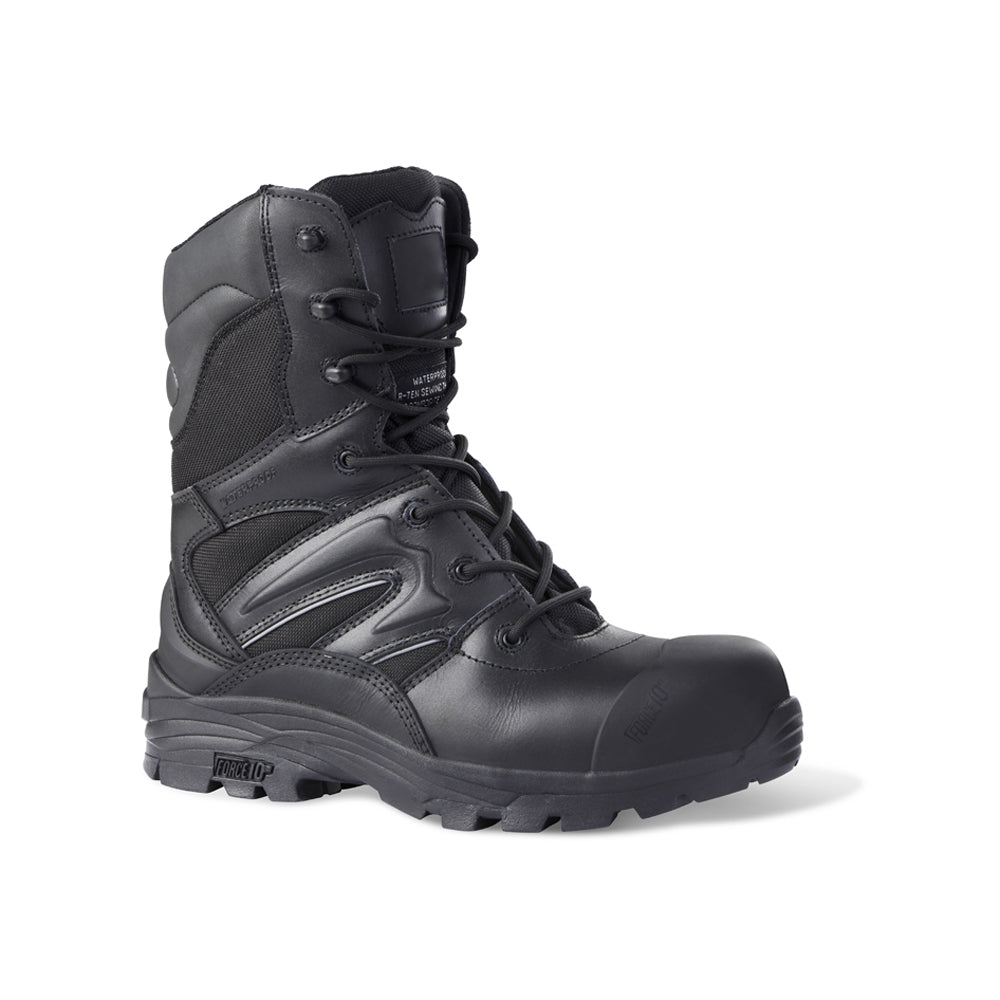 Titanium Safety Boot S3 HRO WR SRC