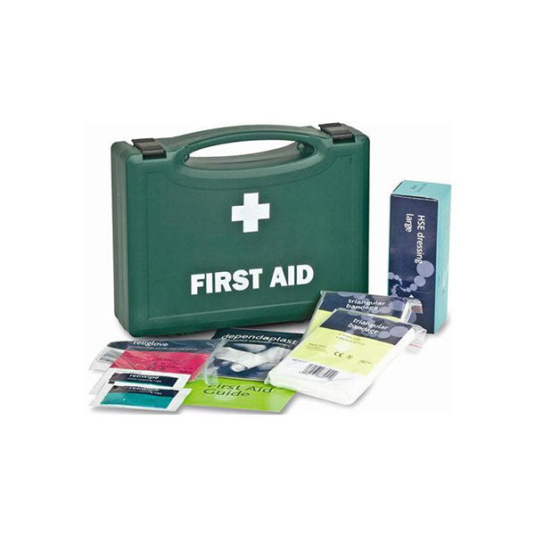 First Aid Kit - 10 Person - Skanwear®