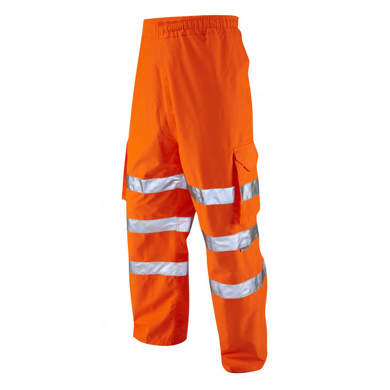 Hi-Viz Executive Waterproof Trousers