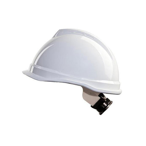 MSA V Guard Reduced Peak Helmet