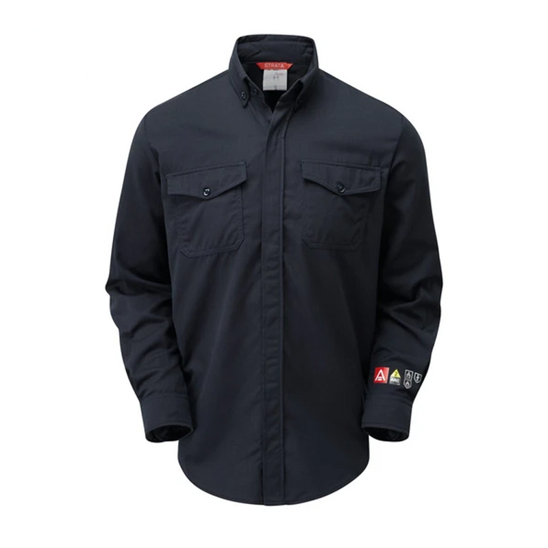 STRATA® ARC Corporate Shirt (CL.1/ARC2/ATPV 8.5) - Skanwear®