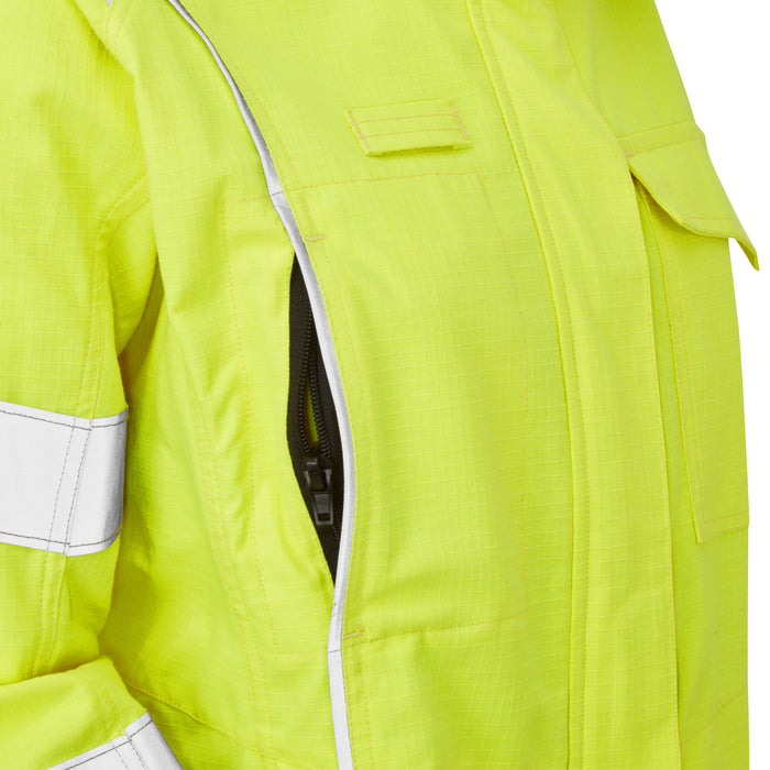 STRATA® Arc Ladies Hi-Viz Jacket - Skanwear®