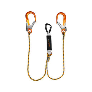 Skylotec Twin Tail Rope Lanyard