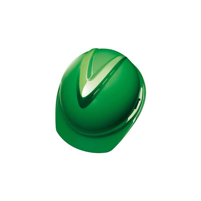 MSA V-Guard Helmet Green