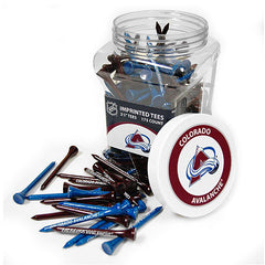 Colorado Avalanche 175 Tee Jar