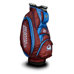 Colorado Avalanche Victory Cart Golf Bag