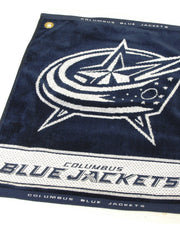 Columbus Blue Jackets Woven Towel