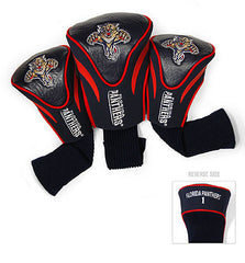 Florida Panthers 3 Pk Contour Sock Headcovers