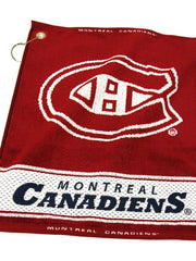 Montreal Canadiens Woven Towel