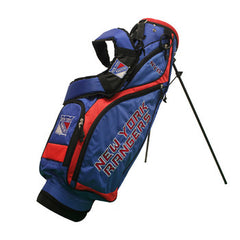 New York Rangers Nassau Stand Bag