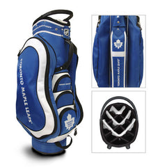 Toronto Maple Leafs Medalist Cart Golf Bag