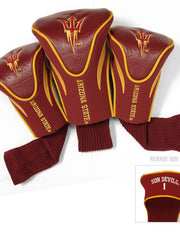 Arizona State 3 Pk Contour Sock Headcovers