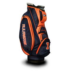 Illinois Victory Cart Golf Bag