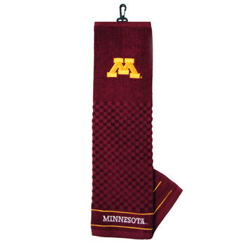 Minnesota Embroidered Towel