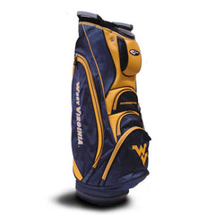 West Virginia Victory Cart Golf Bag