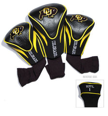 Colorado 3 Pk Contour Sock Headcovers