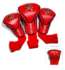 Maryland 3 Pk Contour Sock Headcovers