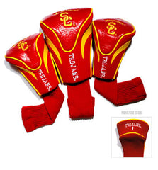 USC 3 Pk Contour Sock Headcovers