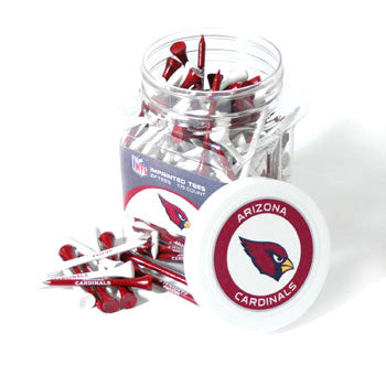 Arizona Cardinals Tee Jar (175 pack)