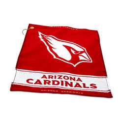 Arizona Cardinals Golf Woven Towel