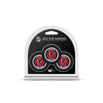 Atlanta Falcons Golf Chip (3 Pack)