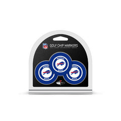 Buffalo Bills Golf Chip (3 pack)
