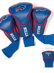 Buffalo Bills Contour Sock Headcovers (3 pack)
