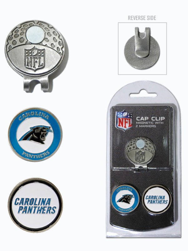 Carolina Panthers Cap Clip