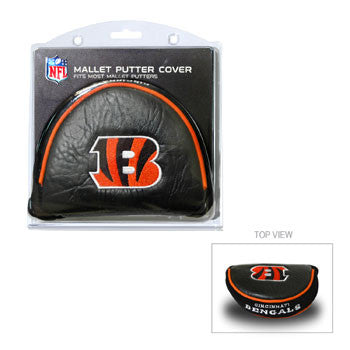 Cincinnati Bengals Golf Mallet Putter Cover
