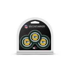 Green Bay Packers Golf Chip (3 pack)