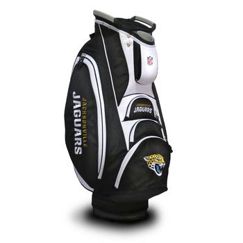 Jacksonville Jaguars Victory Cart Golf Bag