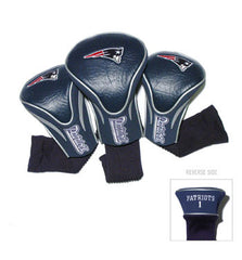 New England Patriots 3 Pk Contour Sock Headcovers